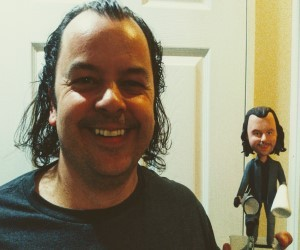First Frames First 59: Jay's bobble-head is a must have for any film fan this holiday season!