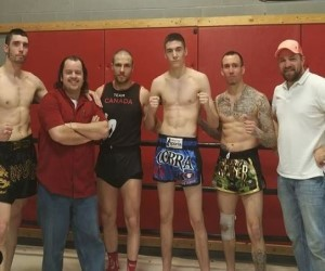 First Frames First 36: Muay Thai's TKO Fighting Artist